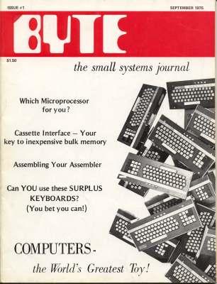 computer  magazine