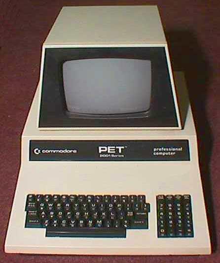 Commodore PET 2001-32N