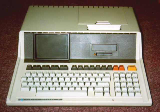 HP 85 Picture