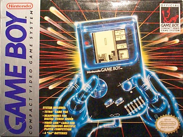 Consoles Portables (Nintendo DS, PSP ...) NintendoGameBoyBox