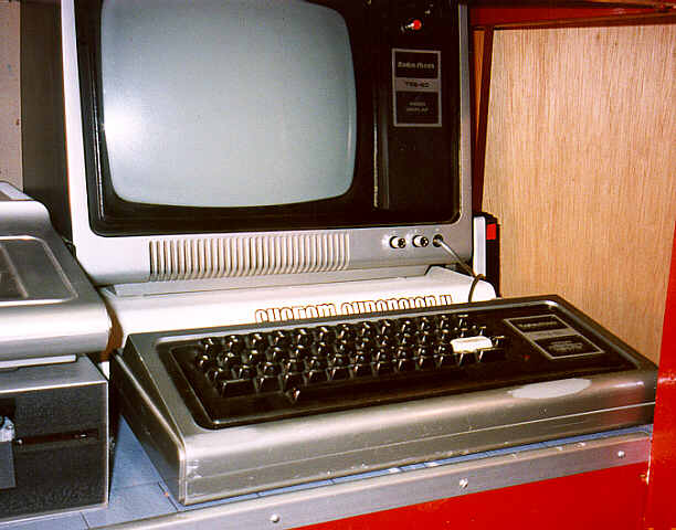 The NEC PC 8001A Was The First Computer System To Be Mass Marketed In Japan  In 1979. In Physical Design Itu0027s Almost A Clone Of The ...