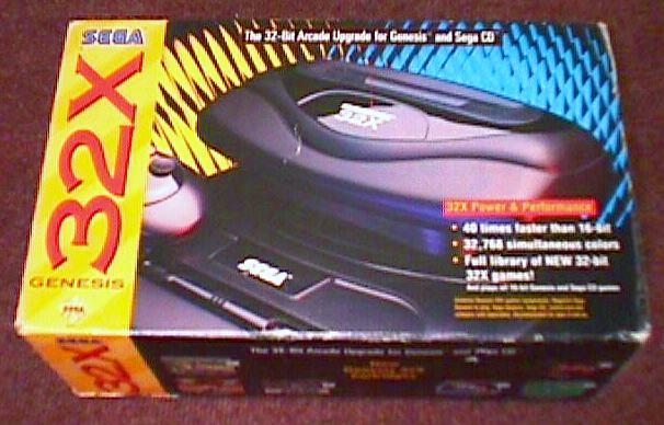 The Sega 32X appreciation Topic! | NeoGAF
