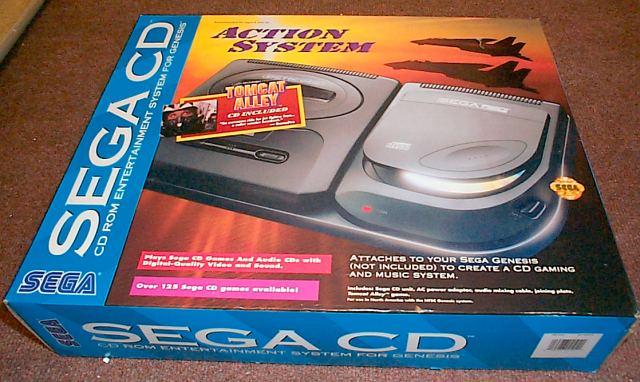 Sega Genesis/SegaCD